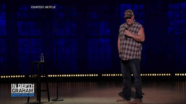 Larry the Cable Guy- My fake southern accent