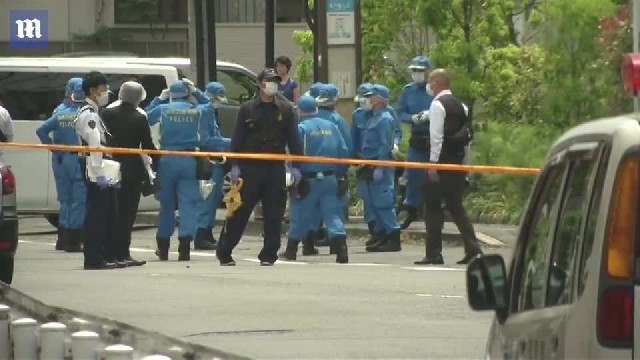 Witnesses describe the scene of the Kawasaki stabbing in Japan