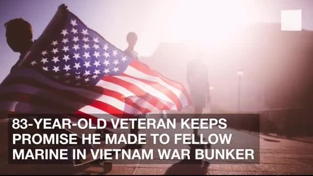 83-Year-Old-Veteran-Keeps-Promise-He-Made-to-Fellow-Marine-in-Vietnam-War-Bunker