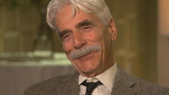 It's Sam Elliott season