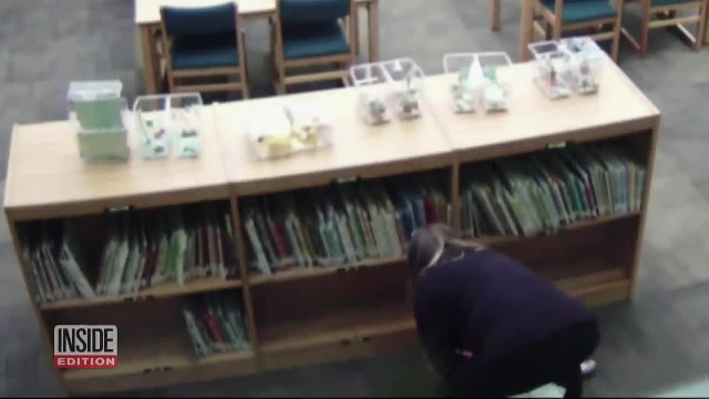 Teacher Fired After Kicking 5-Year-Old Because She Hid Behind A Bookshelf