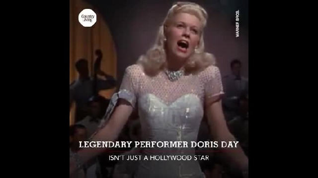 Hollywood legend Doris Day has a perfect plan for her 97th birthday celebrations