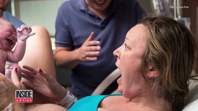 Mom Shocked to Deliver Baby Boy After Family's 50-Year History of Girls
