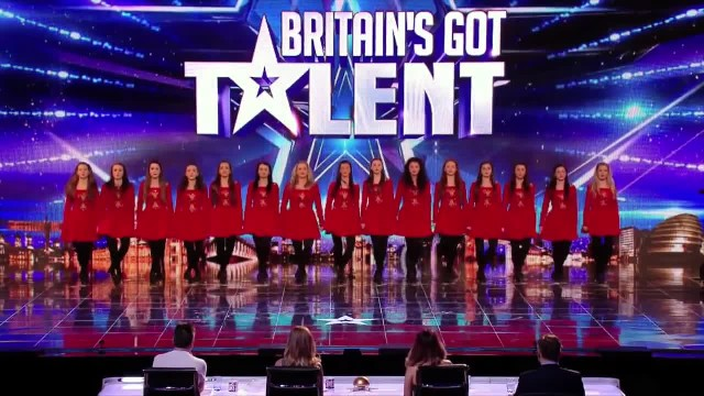 "Irish dancers' modern take on tradition wows the judges on ""Britain's Got Talent"""