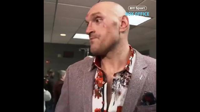 "Boxer Tyson Fury ""I'm Donating Entire $10 Million Fight Purse To Help The Poor And Homeless"""