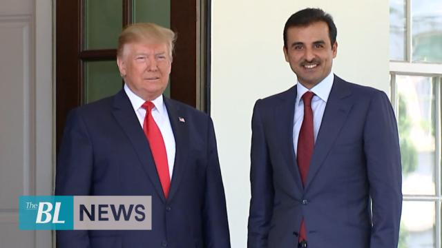 Trump says he will look into Acosta-Epstein link during talk with Emir of Qatar