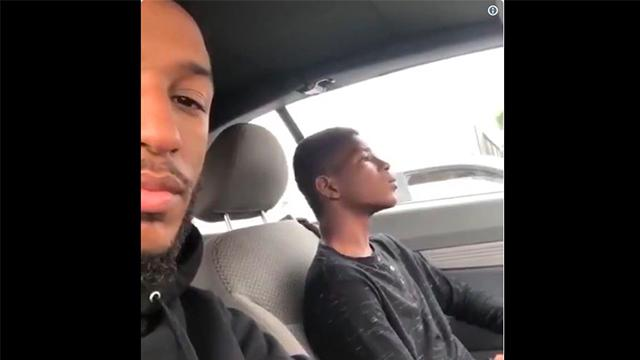 Father confronts son's bully face-to-face, responds with kindness instead of anger