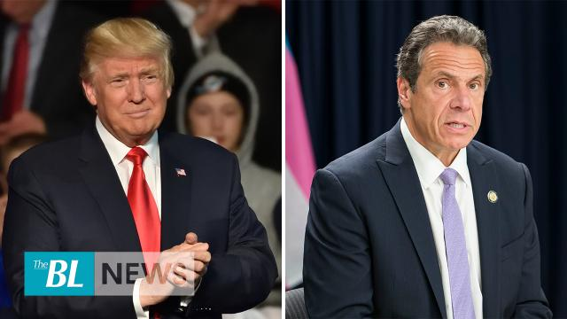 Cuomo says Trump appointed federal judges do not embody New York values