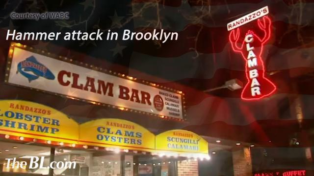 THEBL NEWS- HAMMER ATTACK IN BROOKLYN