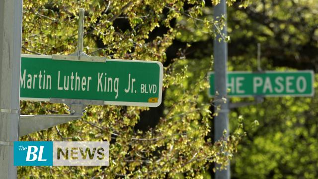 Kansas City residents vote to remove MLK name from historic boulevard