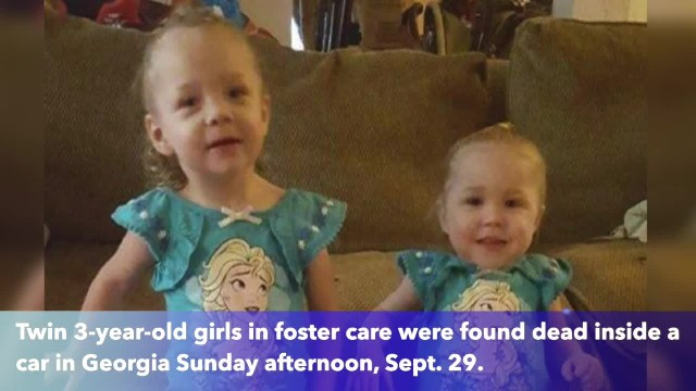 Georgia 3-year-old twin girls found dead in hot car, the 45th and 46th baby in the US