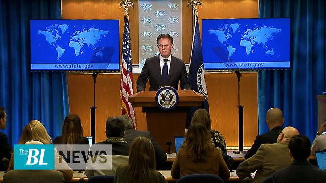 Terrorism report released by US State Department