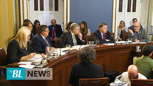 Senators Debate Impeachment Inquiry