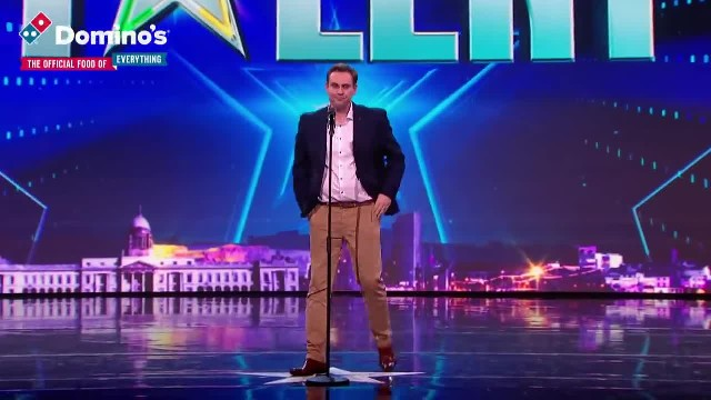 Man Sings Amazing Rendition Of Elvis Hit And Forces The Judge To Hit The Golden Buzzer