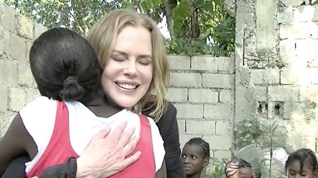 Nicole Kidman donates $500K to charity to help abused women, in memory of her dad on Human Rights Da