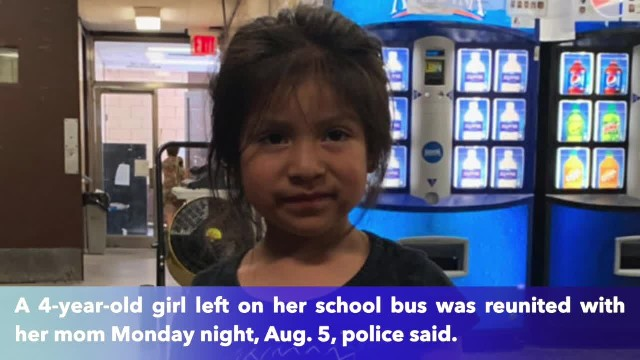 Girl, 4, found wandering by herself in Brooklyn reunited with mother