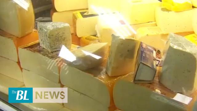 'Fake' cheese alert in Chile
