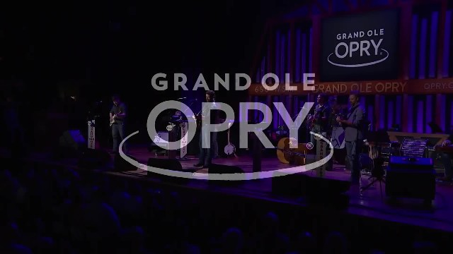 Josh turner 'I Serve A Savior' live from the Grand Ole Opry