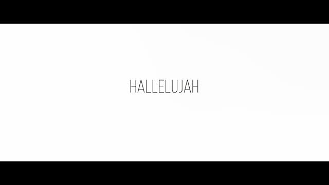 "2 men perform ""Hallelujah"" with such beauty forces tears to run down everyone's face"