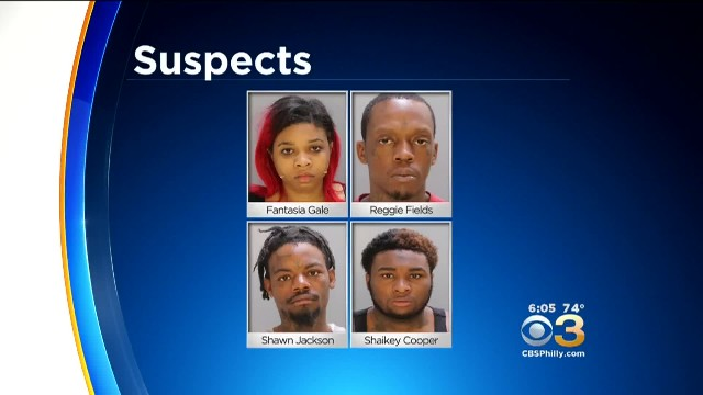 Four charged with forcing 14-year-old girl to have sex with men for money