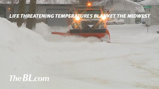 The BL news-Life Threatening temperatures blanket the midwest
