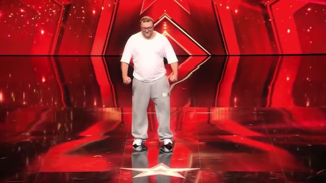 """Germany's Got Talent"" Judges Roll Eyes At Heavyset Dancer — Then He Busts Out Epic Moves"