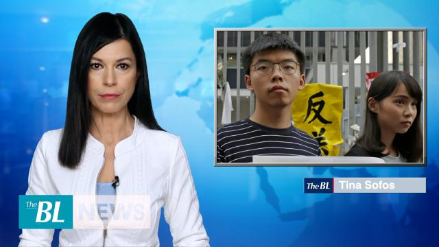 Nobel Peace Prize nominee, Hong Kong pro-democracy activist detained