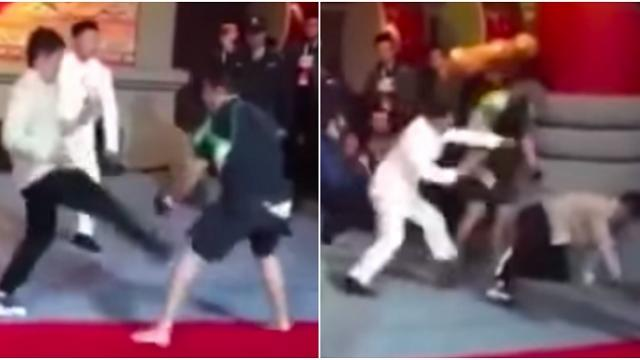 Unbeatable' Kung fu master takes on MMA fighter, but the results have divided opinion
