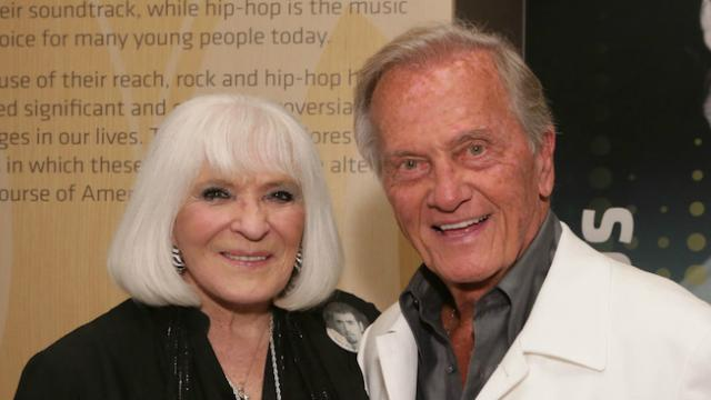 Pat Boone mourns loss of wife of 65 years