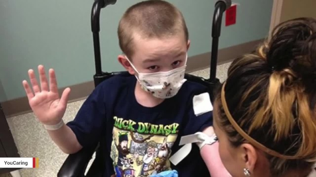 Boy's Rare Condition Turning Skin Into 'Stone,' Causing Him To Become 'Entombed Within Himself'