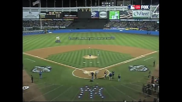 Lee Greenwood's 'God Bless The USA' moves millions into tears in Yankee Stadium