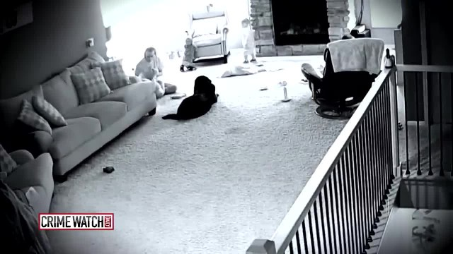Child complains about babysitter, so husband installs a hidden camera and discovers shocking footage
