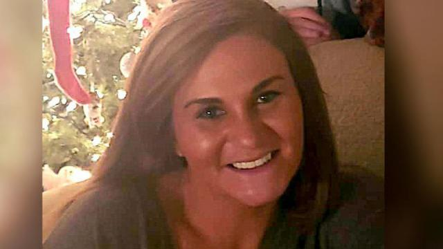 Woman who texted 'I feel in trouble' before vanishing found in shallow grave behind house