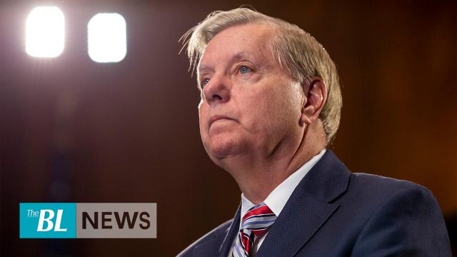 Lindsey Graham agrees with Trump 'this is a lynching in every sense'