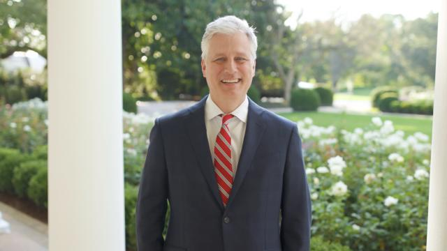 Ambassador Robert O'Brien message for national historically black colleges and universities week