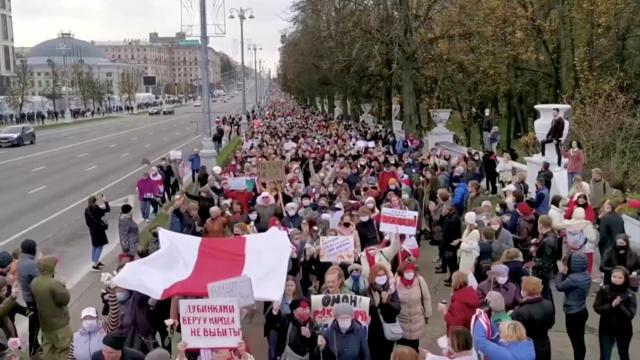 Can nationwide strikes paralyze Belarus