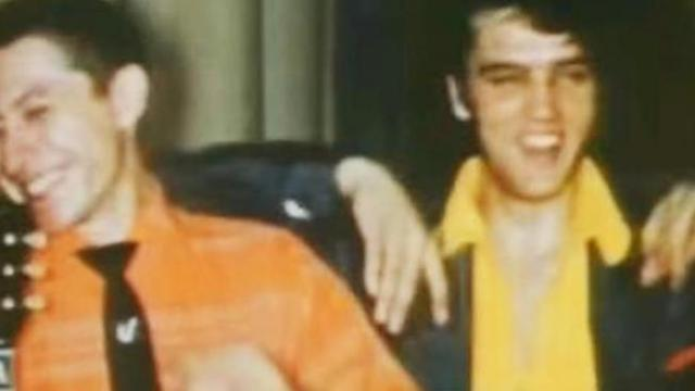Extraordinary home footage of a young Elvis Presley, Buddy Holly,