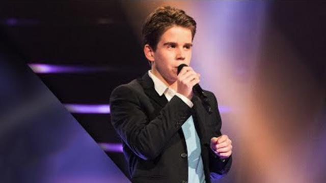 Young man steals hearts performing Elvis classic, and Voice judges are unable to resist
