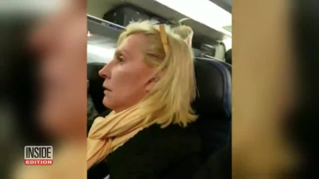 Rude woman fat-shames fellow passengers by calling them '2 pigs' – gets kicked off plane
