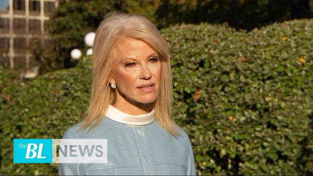 Kellyanne Conway gives remarks on elections in Kentucky, Mississippi, Virginia