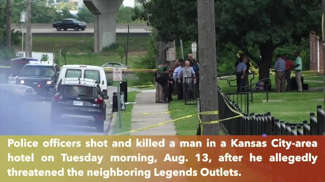 KCK police kill an armed man who threatened outlets of KC Legends