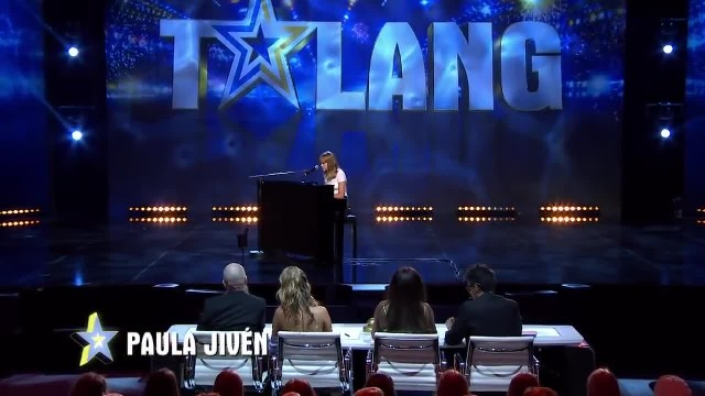 14 year old sings Michael Jackson song to win Golden Buzzer