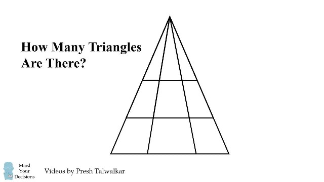 "How Many Triangles Are There? ""98%"" fail"