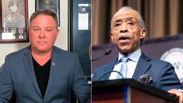 Congress surrenders to Al Sharpton - Randy Sutton