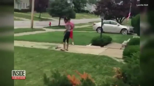 Neighbor Calls Cops On 12-Year-Old Boy Who Is Mowing Lawns, Then The Unimaginable Happens