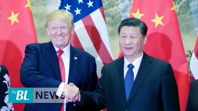 President Trump Confident of U.S. Strength in Trade Talks with China as a Result of his Tariffs