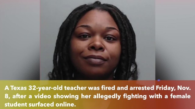 Texas teacher has been fired and charged after assaulting special needs student