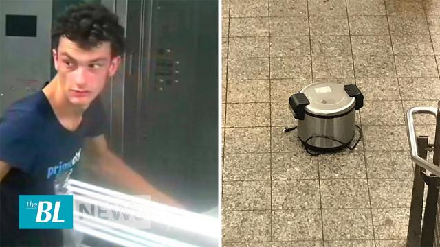 NYPD look to Question man in Rice Cooker Scare