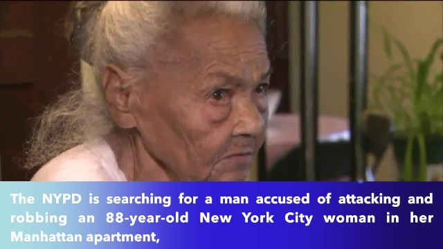 Elderly widow robbed violently of thousands she saved to buy late husband's gravestone