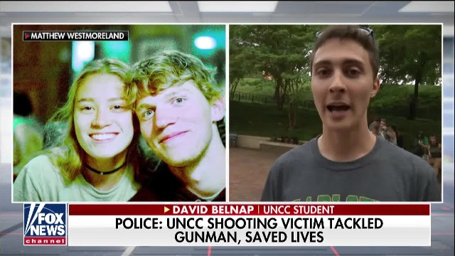 Riley Howell, 'hero' UNCC student who died after tackling gunman, earns Purple Heart, Bronze Star